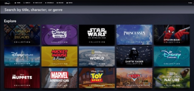 Le lancement de Disney+ en France - Page 14 Screen39