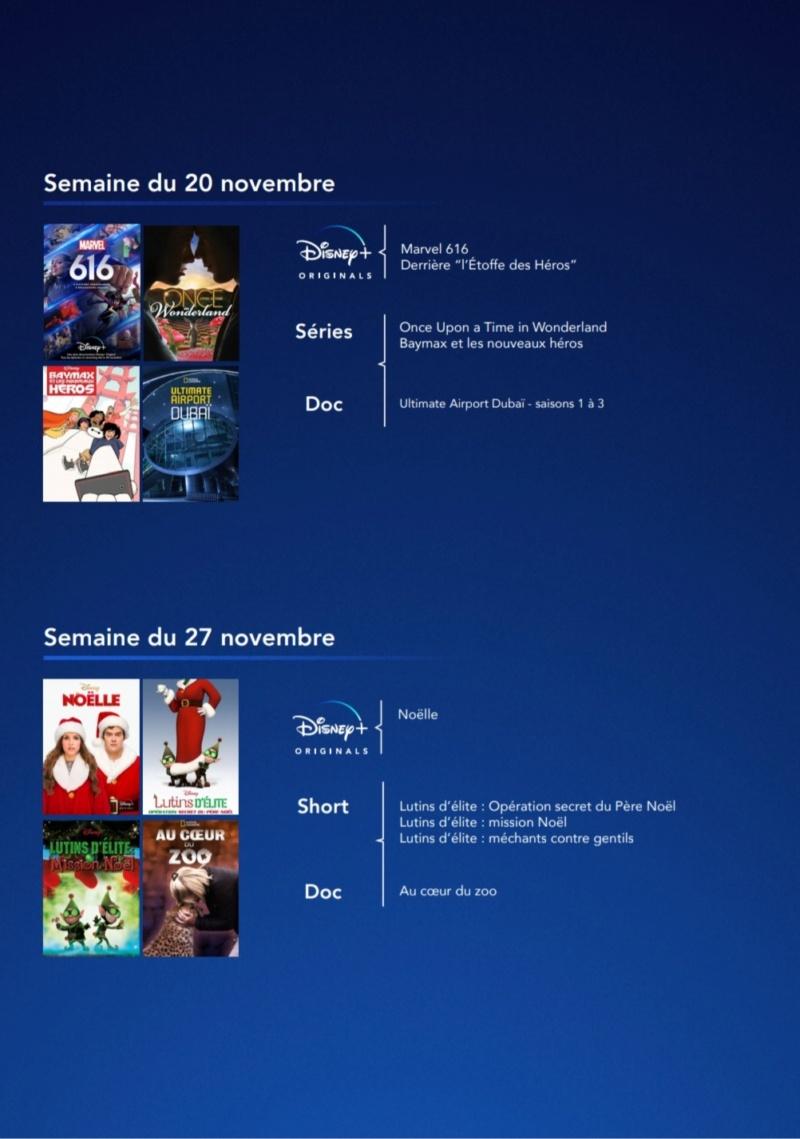 Les nouveautés du catalogue Disney+ - Page 6 Screen42