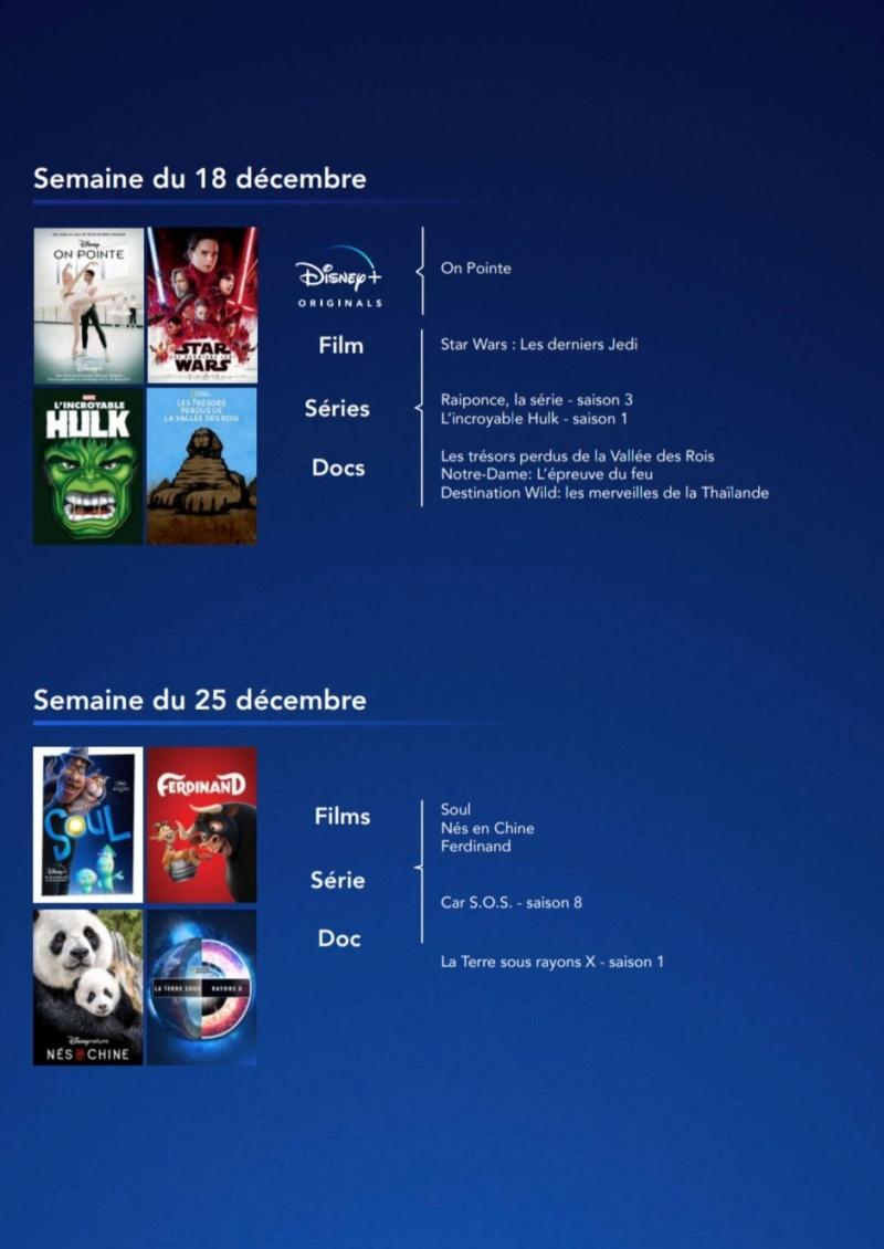 Nouveau sur Disney+ : les ajouts de chaque semaine - Page 7 Screen45