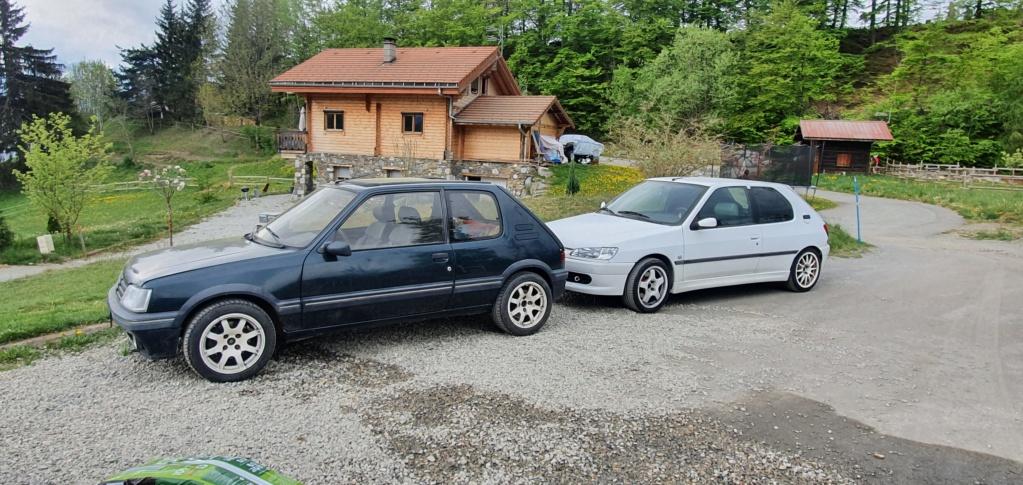 [Anto7419] 205 GTI 1.9L Vert 1991 20200410