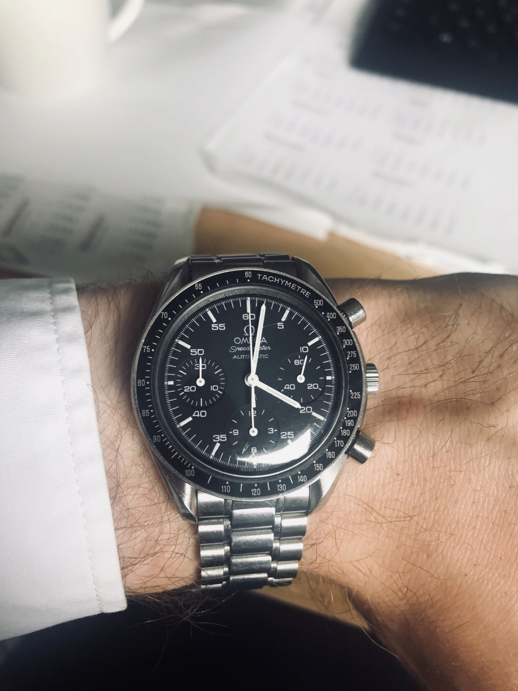 VENDS OMEGA SPEEDMASTER REDUCED  Img_5610