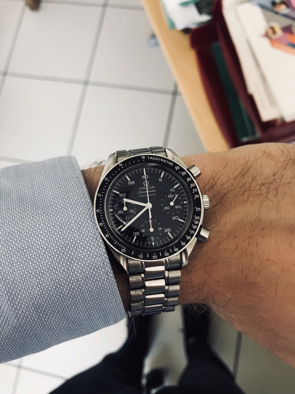 VENDS OMEGA SPEEDMASTER REDUCED  Img_5611
