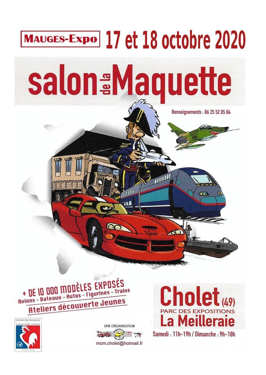 Salon de la maquette de BRESSUIRE (79) 70486510