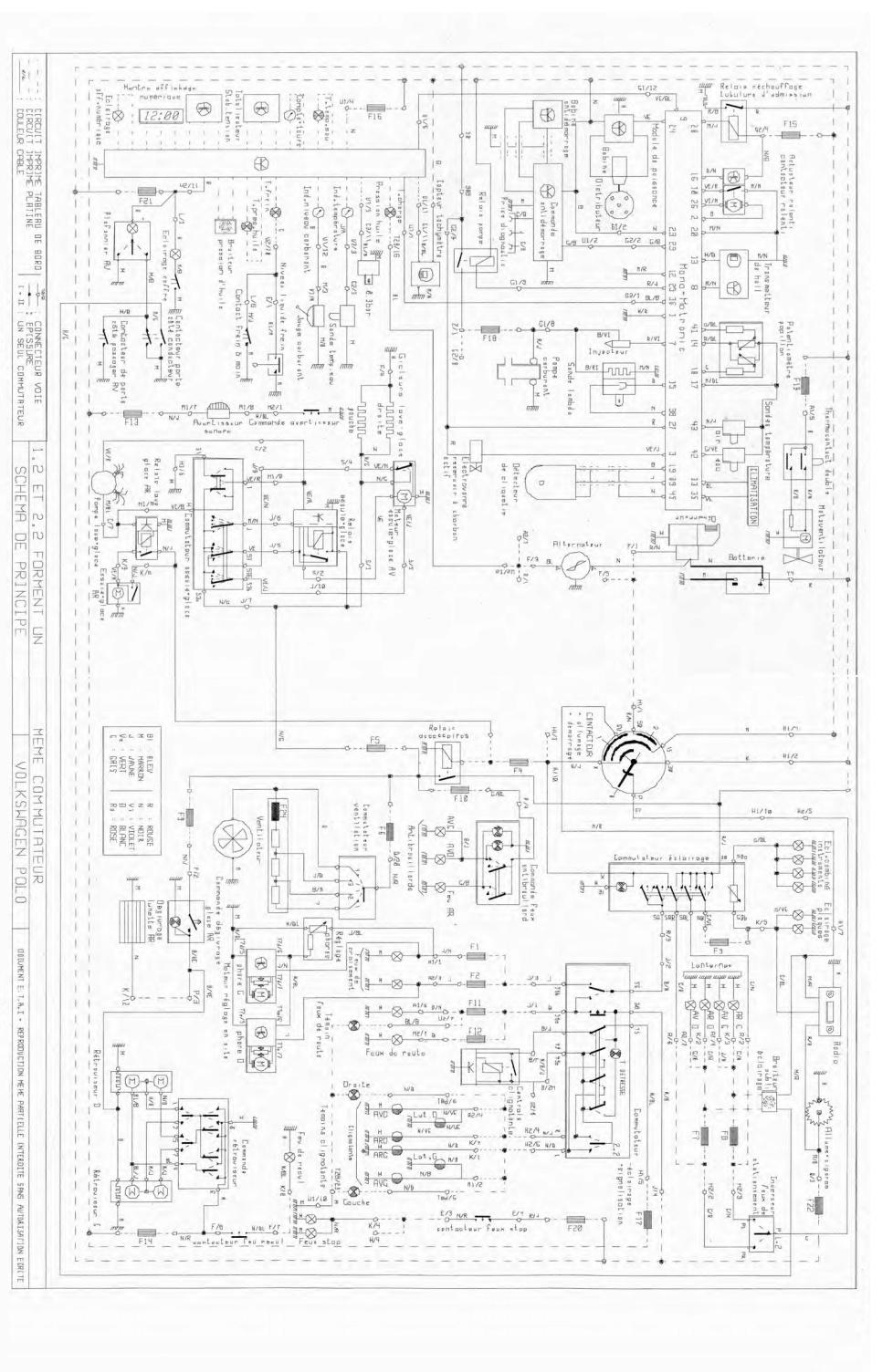 circuit de charge 210