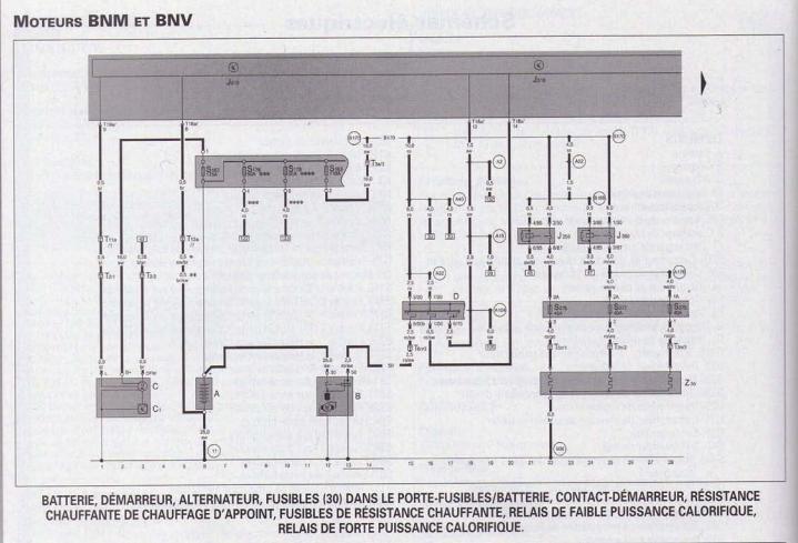 circuit de charge 310