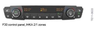 F30 Électronique générale pour véhicules BMW Tablea10