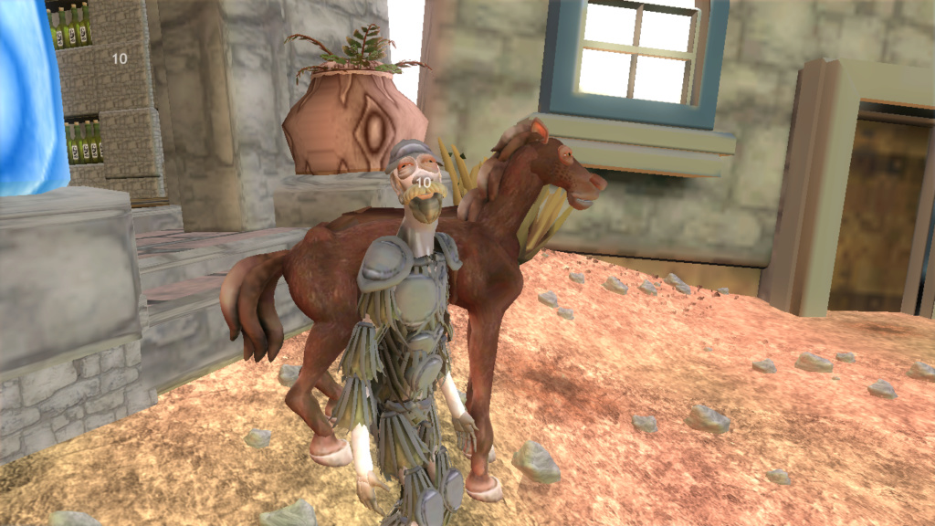 Don Quijote del Manchón 7f2e9c10