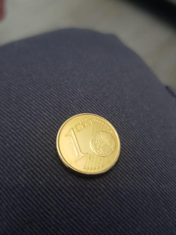 1 centimo dorado. 15735810