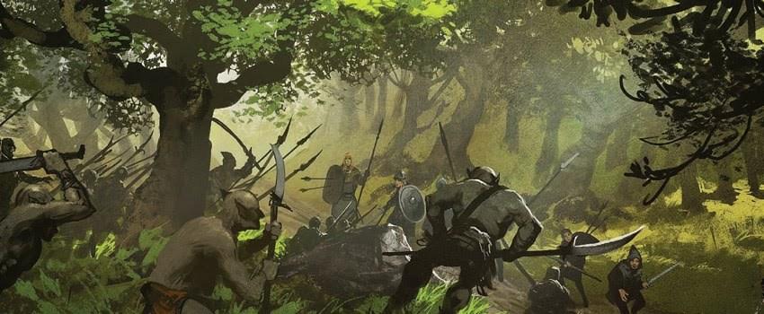 [Full] Adventure in middle earth: tenebres sur la foret noire 14180110