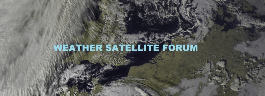 Weather Satellite Forum