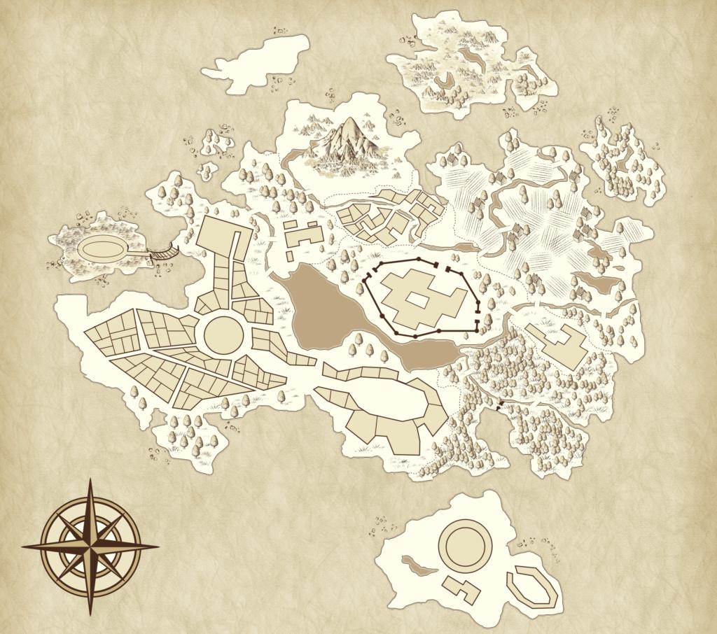 MAPA: Isla de Ouroboros Ourobo10