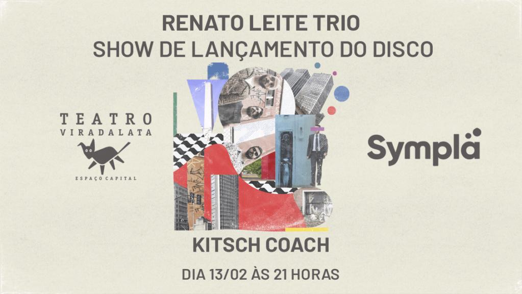 13/02 Estreia Renato Leite Trio no teatro Viradalata - São Paulo Renato10