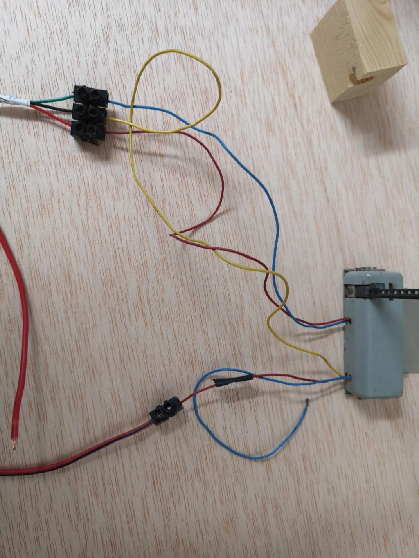 Digitalización señales Marklin antiguas Cablea13