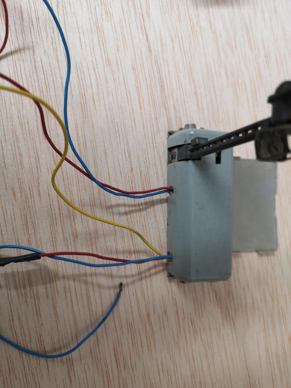 Digitalización señales Marklin antiguas Cablea14