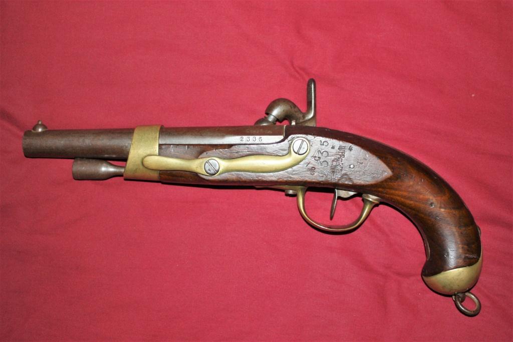 Pistolet An XIII T bis victime d'acharnement thérapeutique... An_xii11