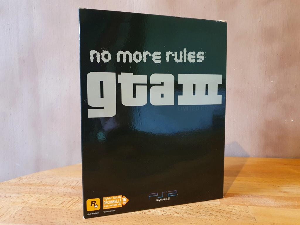 [Résolut] GTA 3 Edition collector PS2. 20210111