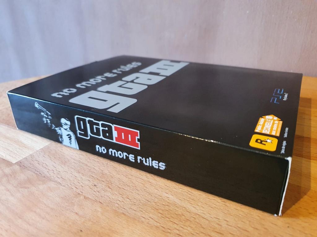 [Résolut] GTA 3 Edition collector PS2. 20210114