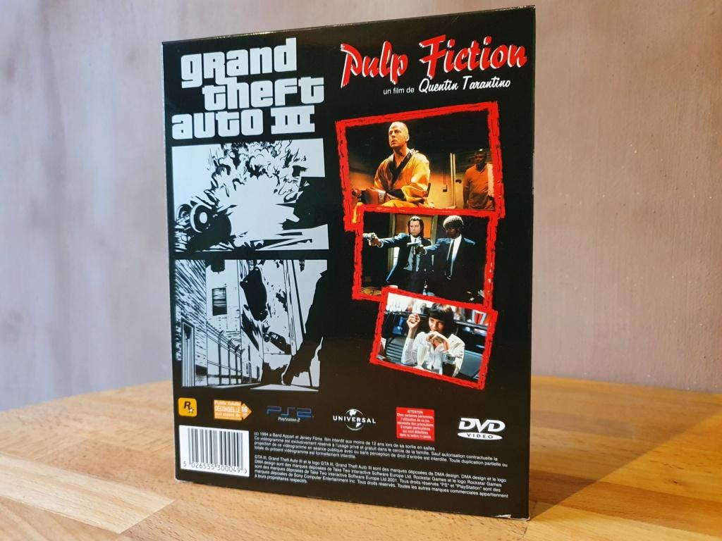 [Résolut] GTA 3 Edition collector PS2. 20210115