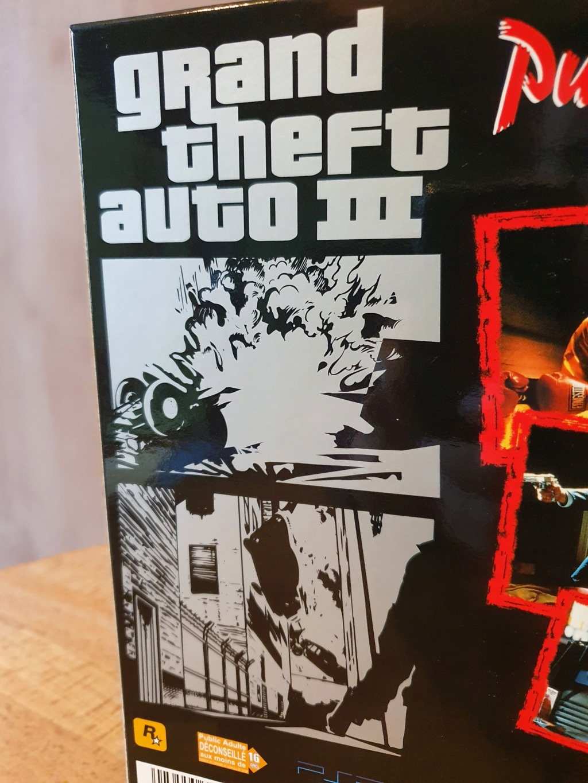 [Résolut] GTA 3 Edition collector PS2. 20210117