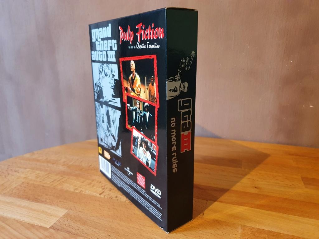 [Résolut] GTA 3 Edition collector PS2. 20210121