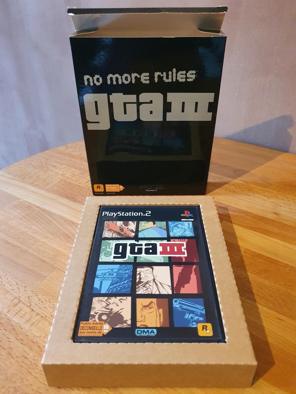 [Résolut] GTA 3 Edition collector PS2. 20210123