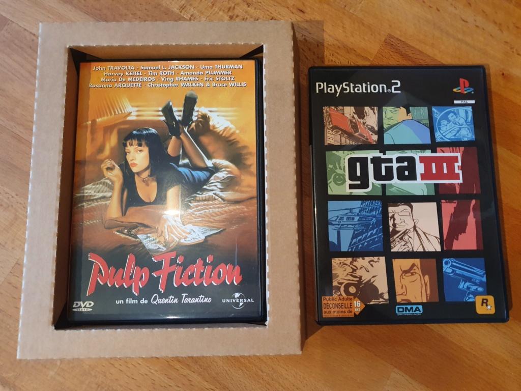 [Résolut] GTA 3 Edition collector PS2. 20210127