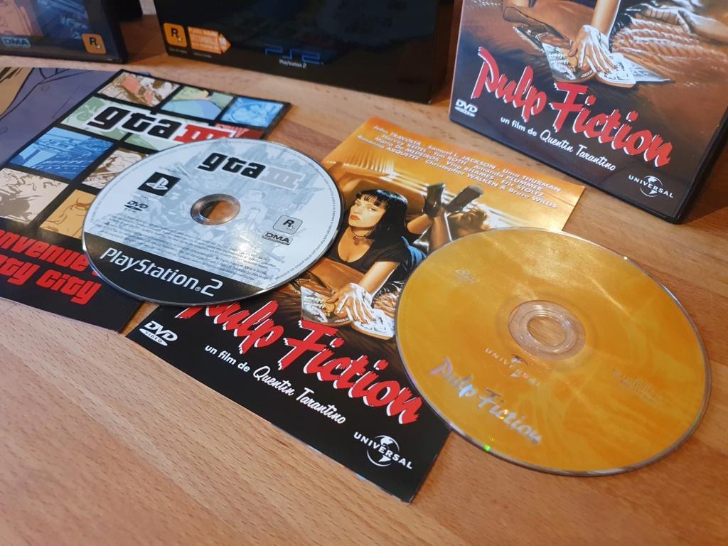 [Résolut] GTA 3 Edition collector PS2. 20210132