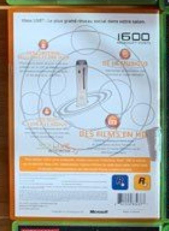 Recherche GTA Lost and Damned Xbox 1600 points Microsoft... Screen10