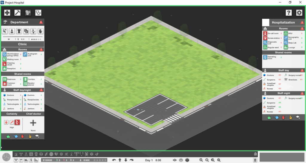 Modding tutorial - Database - Department creation Screen21