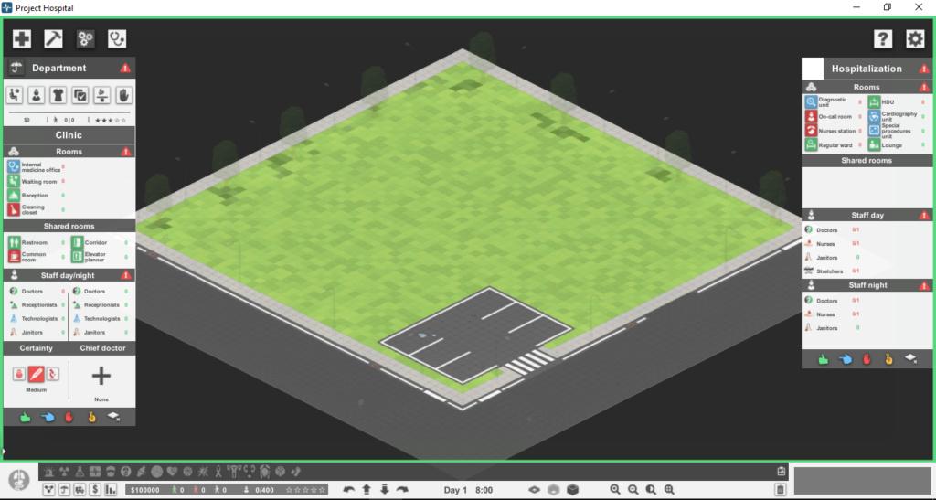 Modding tutorial - Database - Department creation Screen22