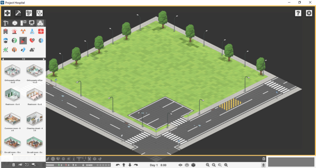 Modding tutorial - Database - Department creation Screen23
