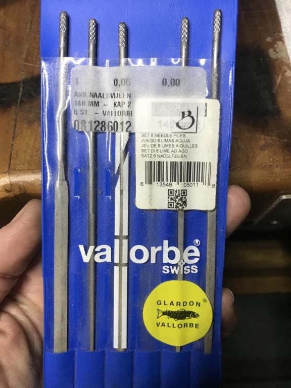 Vallorbe..... Les orfèvres de la lime.............. 78858a10