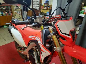 [A VENDRE] CRF 450 L à vendre Ab686810