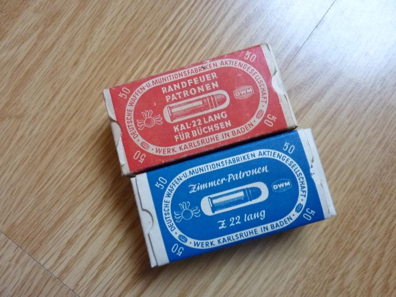 Deux boites de .22 P1150828