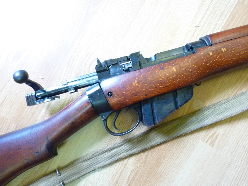 Ma nouvelle acquisition : Lee Enfield n°9 P1150863