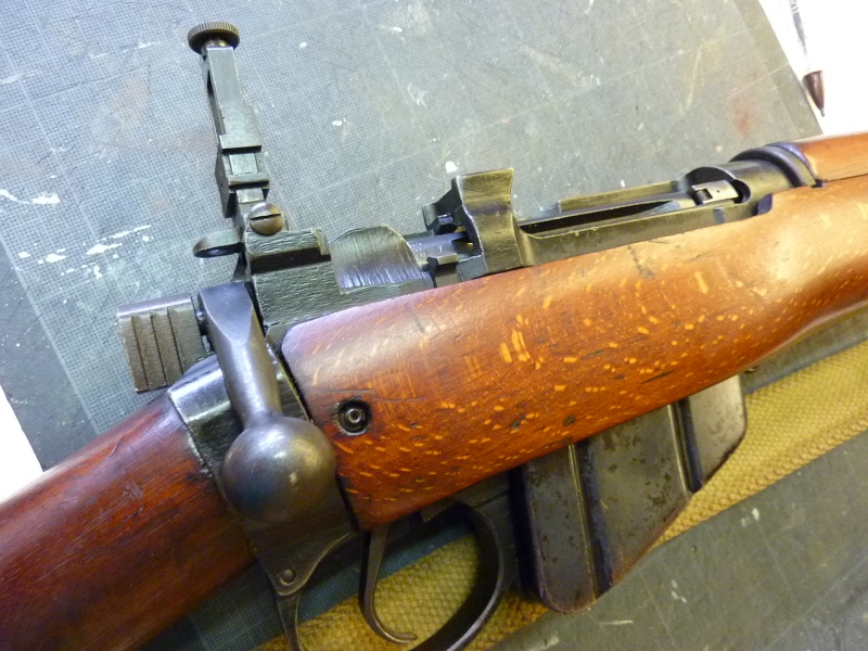 Ma nouvelle acquisition : Lee Enfield n°9 P1150866