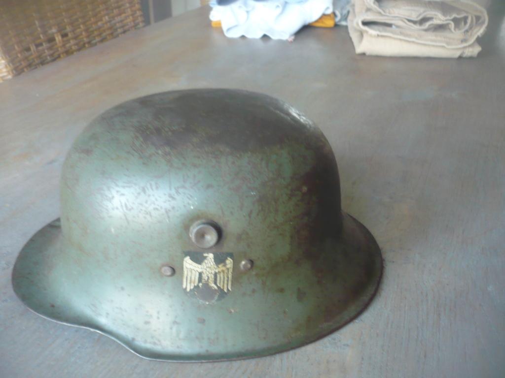 Authentification casque allemand xx P2520711