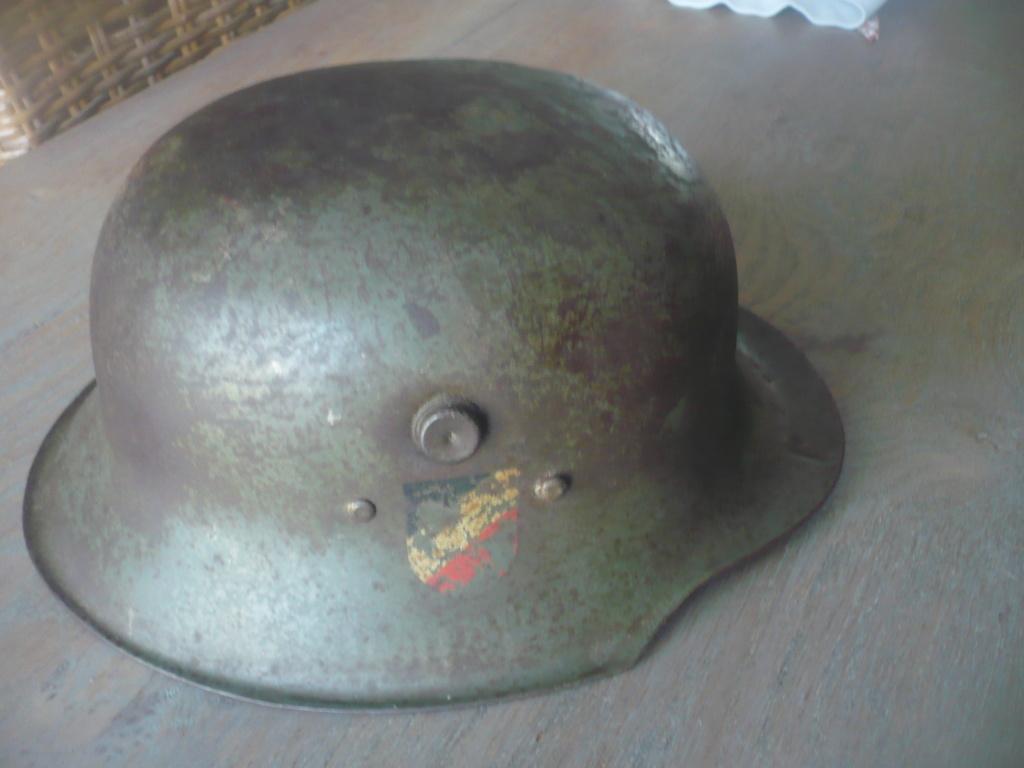 Authentification casque allemand xx P2520712