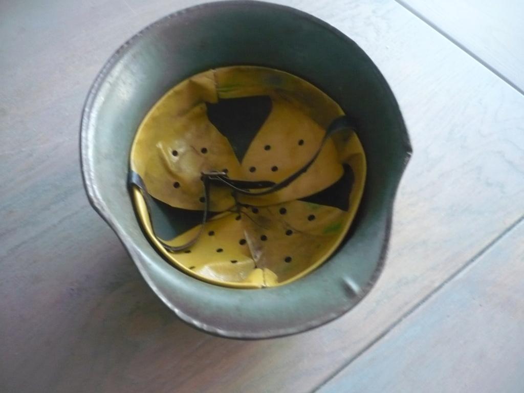 Authentification casque allemand xx P2520715