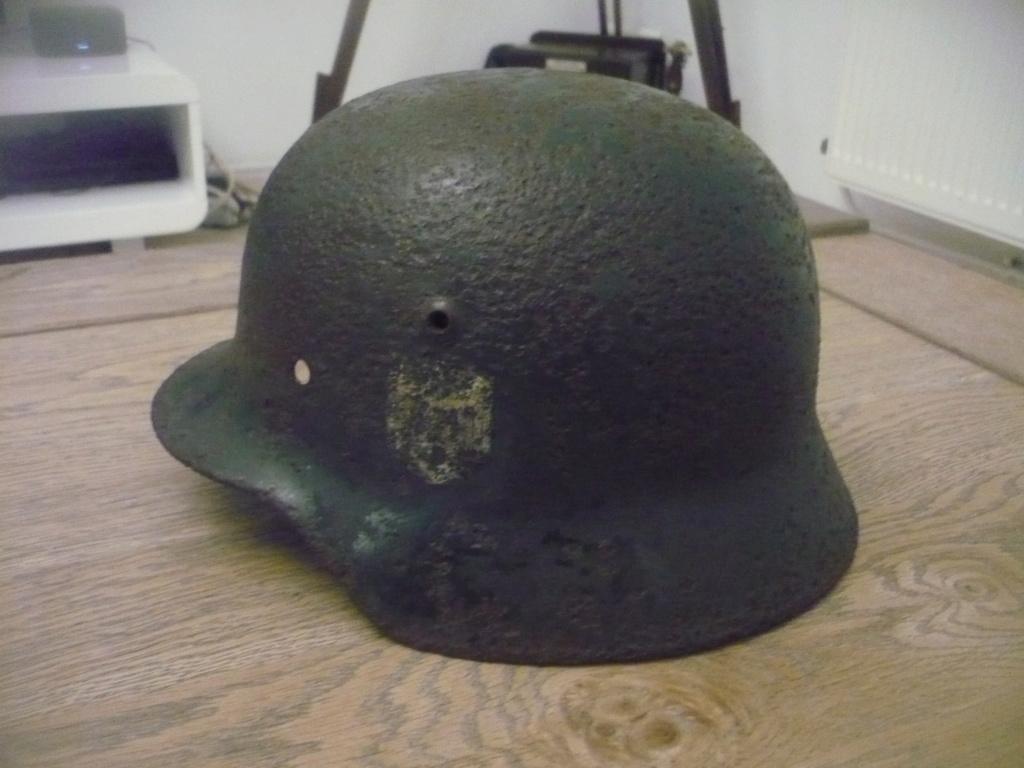 Authentification casque allemand xx P2520718