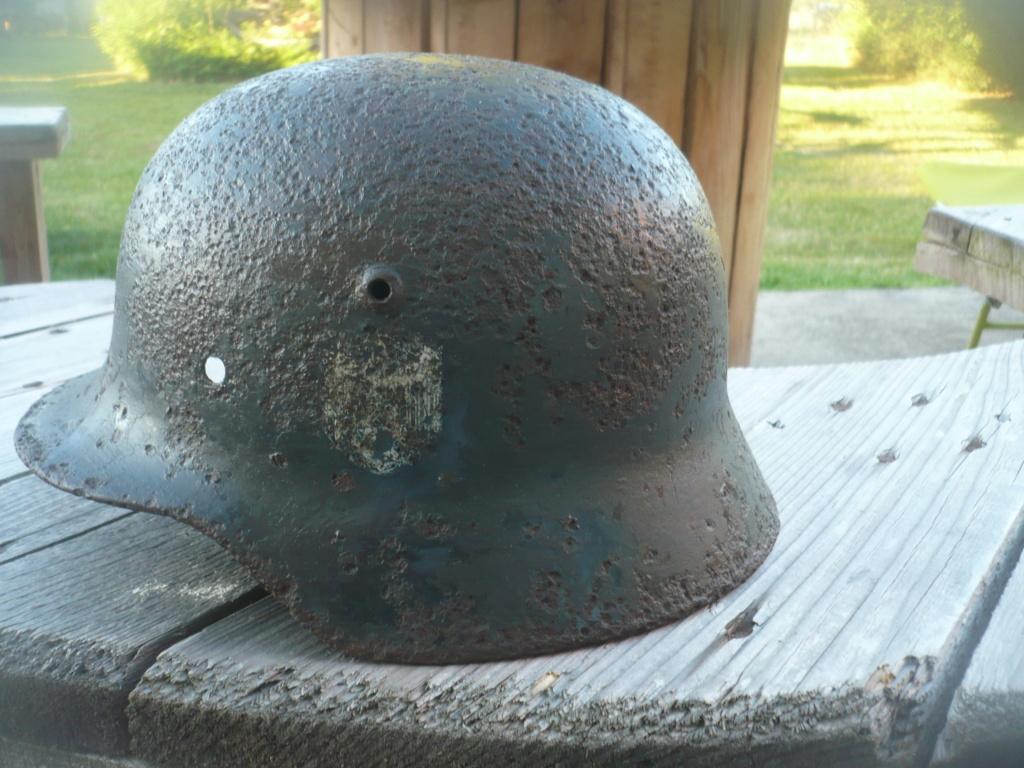 coque casque allemand P2520731