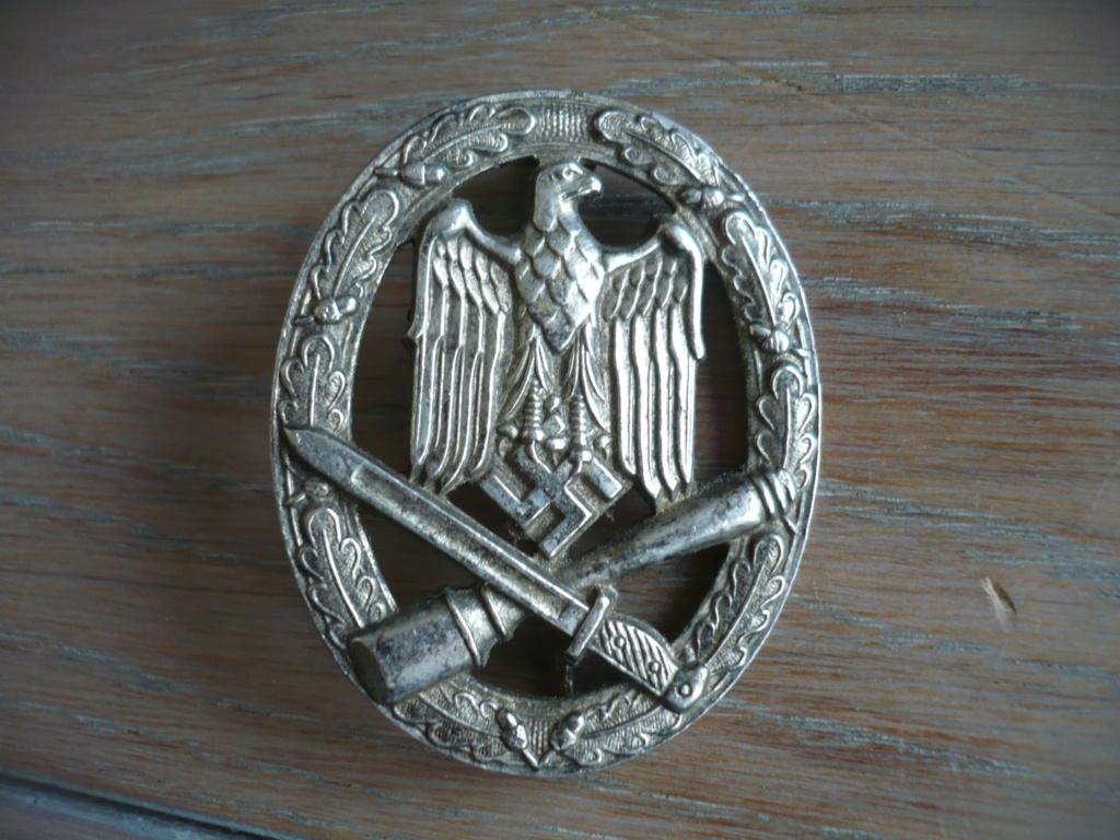 badge de combat allemand P2520766