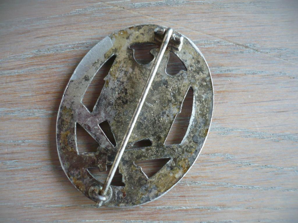 badge de combat allemand P2520767