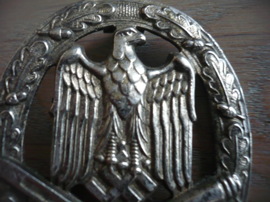 badge de combat allemand P2520769