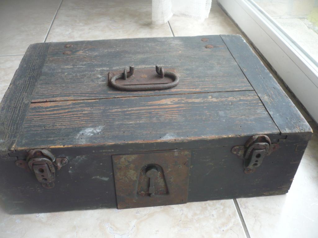 bonjour caisse allemande a identifié  merci P2610314