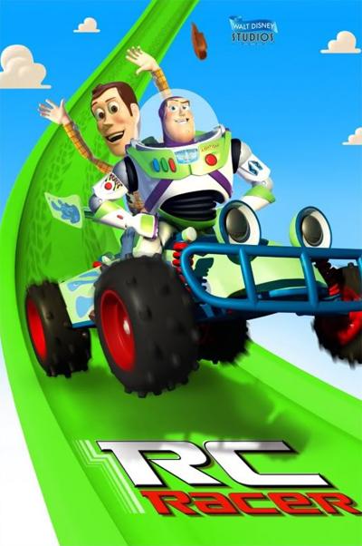 Affiches des Attractions du Parc Walt Disney Studios 2010-r10