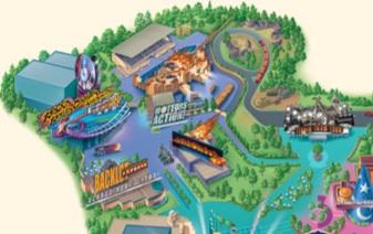 Extension du Parc Walt Disney Studios avec nouvelles zones autour d'un lac (2022-2025) - Page 8 20210712