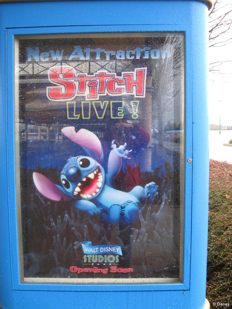 Affiches des Attractions du Parc Walt Disney Studios 28-sti10