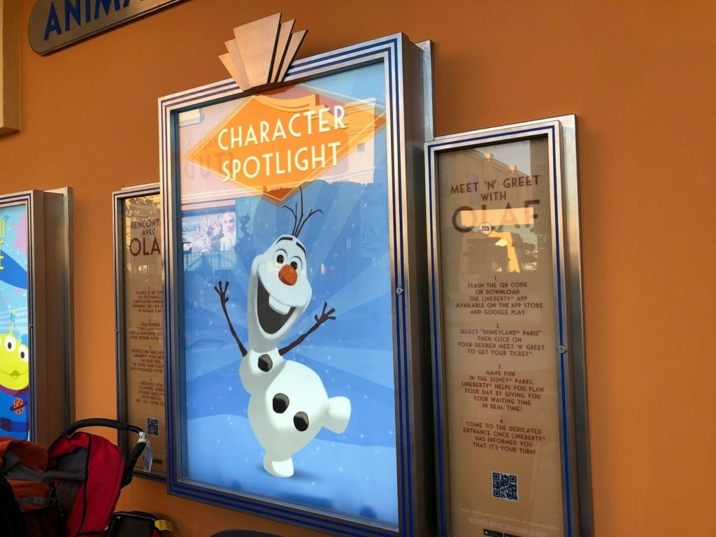 Affiches des Attractions du Parc Walt Disney Studios 76679410
