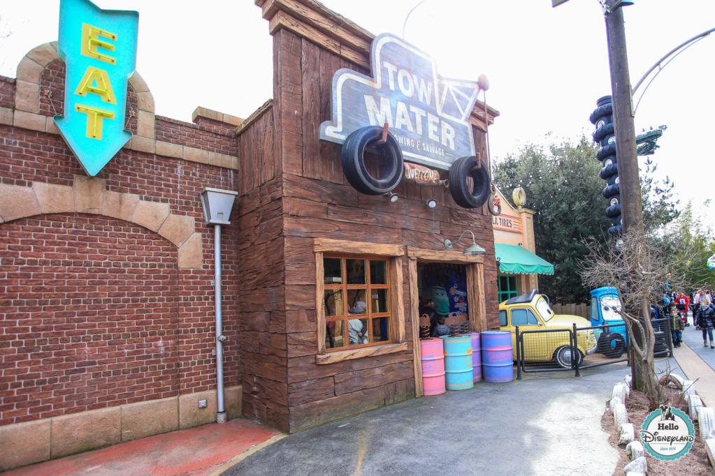 Worlds of Pixar [Parc Walt Disney Studios - 2021] - Page 4 Cars-d11